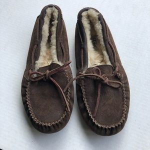 Women's Brown Ugg Loafers